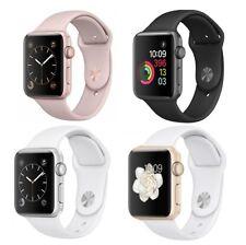Reloj de Apple serie 2 - 42mm-WiFi/GPS-Caja de Aluminio Deporte Banda Smartwatch IOS