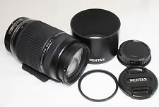 Good++ Pentax SMC 55-300mm F/4-5.8 DAL DA L ED AF Lens for K mount