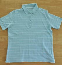 C&A Polo Shirt Gr. L / 42-44 blau türkis