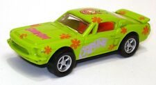"""1:64 FORD MUSTANG 2+2 1968 """"SCOOBY DO"""" DIECAST"""