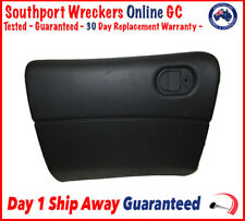 Genuine Holden Commodore VY VZ Glove Box Unit Lid Black Sedan Ute Wagon - Expres