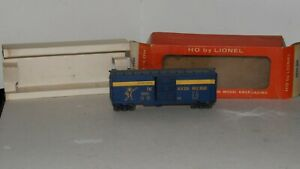 LIONEL HO # 0864-300 ALASKA BOXCAR BOXED WITH INSERT