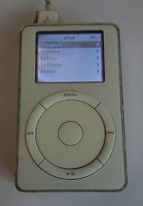 Apple iPod classic 2nd Generation PC White 20GB