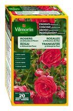 VILMORIN ROSE fertilizer 800g granular NPK 12-12-17 longer-lasting blossoms