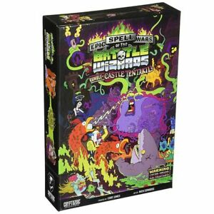 Epic Spell Wars Of The Battle Wizard 2 Rumble At Castle Tentakill Cryptozoic NEW