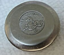 Omega Seamaster Stainless Steel Wrist Watch Case Back 166.0213