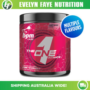 BPM LABS The One Ultimate - 30 serves (255g) | Pre-Workout