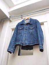 levi's mid 1970's authentic vintage 70505 or 6 0217  type III denim jacket