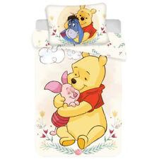 Disney Winnie Pooh Baby Kuscheldecke Decke Kinder Farbwahl 80x95 cm