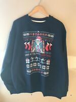 Rick And Morty Rickmas In Jail Christmas Sweater