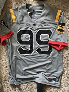 Nike Air Force Red Tails Alternate Football Jersey DB5549 002 Size XL NWT