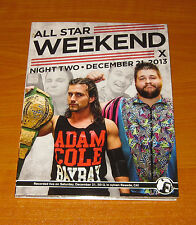 Pwg Oop Adam Cole Candice LeRae Kevin Owens Ricochet The Young Bucks Aew Nxt Wwe