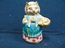 BESWICK BEATRIX POTTER'S COUSIN RIBBY F. WARNE & CO. LTD Copyright 1970