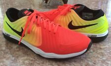 Nike Dual Fusion TR4 Print Women's Running Training Shoes Sz 8 #819022-601 EUC!