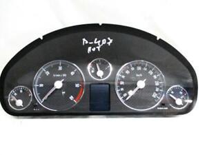 Peugeot 407 Coupé Instrument Compteur de Vitesse Bj 2006 2,2l 120kW 9654815080