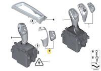 Neuf Véritable BMW 5 7 Vitesse Série Sélecteur Interrupteur Housse Repair Kit