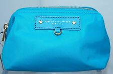 New Marc by Marc Jacobs Cosmetic Bag Bliz Framed Nylon Makeup Case