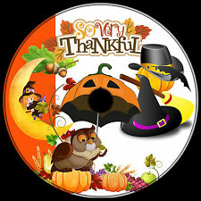 FALL THANKSGIVING HALLOWEEN.png & vector 500+ best clip art ROYALTY-FREE DVD