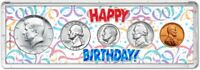 Happy Birthday Coin Gift Set, 1966