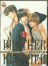 BROTHER X BROTHER n° 1 (Magic Press, 2011) manga