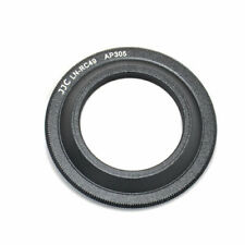 Pro Replacement Lens Hood LN-RC49 For Pentax DA 40mm F 2.8 Black MH-RC 49mm