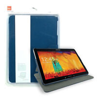 Verizon Leather Stand Folio Impact Protection Case For Samsung Galaxy Note 10.1""