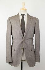 New PAL ZILERI MAINLINE Brown Wool 2 Button Sport Coat Size 48/38 R Drop 7 $1495