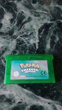 Nintendo Game Boy Advance / GBA Spiel POKEMON SMARAGD EDITION