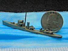 Vintage Toy Replica Battleship Miniature Destroyer H.A. Framburg British Dd