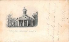 1905 Presbyterian Church Basking Ridge NJ post card