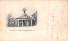 1905 Presbyterian Church Basking Ridge NJ post card