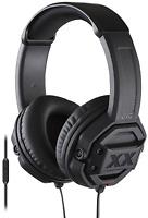 NEW JVC Xtreme Xplosives HA-MR60X Over-Ear Headphones Black iphone Android ipod
