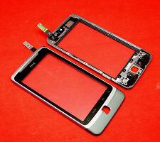 Original HTC desiree z a7272 pantalla táctil Pantalla Táctil Digitalizador cristal marco frame