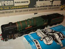 "Rare Wrenn W2236 Class 4-6-2 West Country ""Dorchester"" - BR No 34042 HO-OO Gauge"