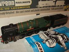 """RARO Wrenn w2236 Class 4-6-2 West Country """"Dorchester"""" - BR NO 34042 ho-oo"""