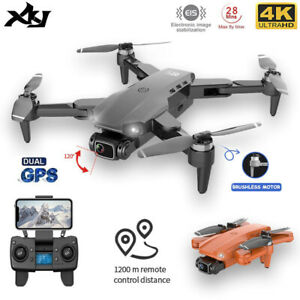 L900PRO GPS Drone 4K Dual HD Camera Professional Aerial Photography Brushless