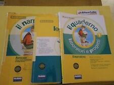 ART L2243 N 3 LIBRI - LIBRO IL NARRATORE - IL QUADERNO - RECITAMI - LEGGIMI - 20