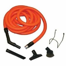 Vacumaid Central Vac Vacuum Garage Auto Car Truck Kit Hose Tools Attachments