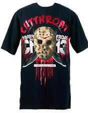 HTF! NWT Ecko Unltd Jason Friday the 13th Limited Edition T-Shirt  Size Small
