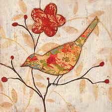 Bird II Brian Jensen Art Print 12x12