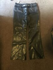 Next Pvc Pants Size 14 Regular