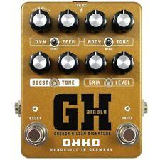 OKKO Diablo GH Signature Overdrive/Boost | Neu