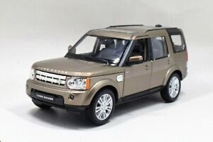 LAND ROVER DISCOVERY 4 WELLY 24008WBN 1/24 scale DIECAST CAR