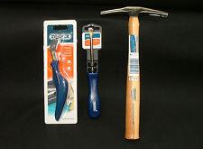 Tappezzeria Tool Kit 4-Draper Tack Asta Martello Degraffatrice-forniture per fai da te