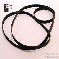 Fits DUAL - Replacement Turntable Belt CS 505 (MK1, MK2, MK3 & MK4) THATS AUDIO