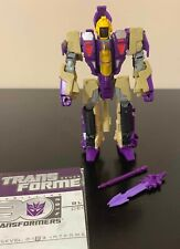 Transformers Generations Blitzwing Complete