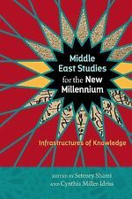 MIDDLE EAST STUDIES FOR THE NEW MILLENNIUM - SHAMI, SETENEY (EDT)/ MILLER-IDRISS