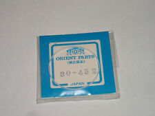 Orient watch gasket 30-452 Japan original Orient joint de montre