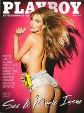 "Playboy Magazine April, 2014 Issue ""Sex Music Issue"" ""Playmate-Shanice Jordyn"""