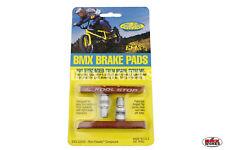 Kool Stop BMX Brake Pads Salmon  - Sold In Pairs